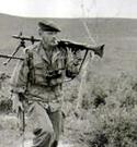 Para avec une MG 34