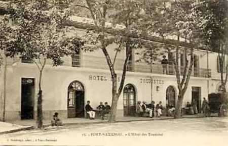 FORT NATIONAL vers 1900 