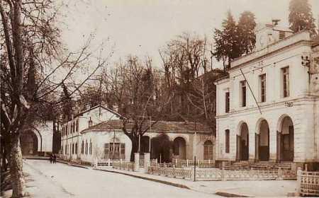 FORT-NATONAL - La Mairie