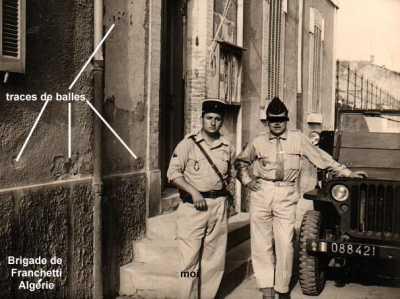 FRANCHETTI - La Gendarmerie