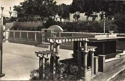 FRANCHETTI - Le Jardin Municipal