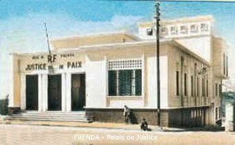 FRENDA - la Justice de Paix
