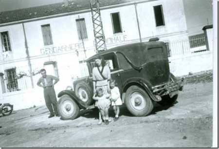 GAMBETTA - La Gendarmerie