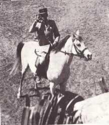 Sous-Lieutenant  DESAZARS De MONTGAILLARD