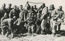 Soldats du Commando Georges