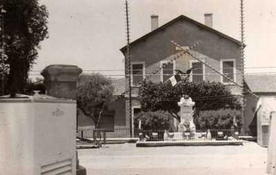 Georges CLEMENCEAU L'ancienne Mairie