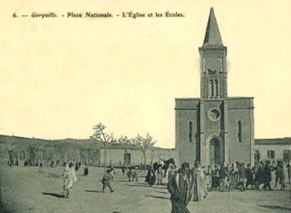 GERYVILLE -L'Eglise