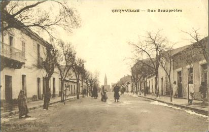 GERYVILLE - Rue BEAUPRETRE