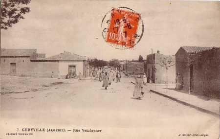 GERYVILLE - Rue Vembrener