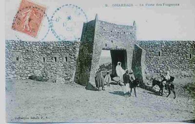 GHARDAIA  La Porte des Forgerons