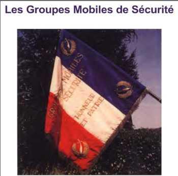 Drapeau des GMS