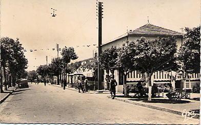 GOURAYA La rue Principale