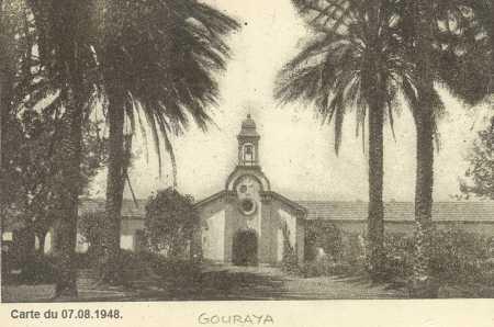 GOURAYA - L'Eglise