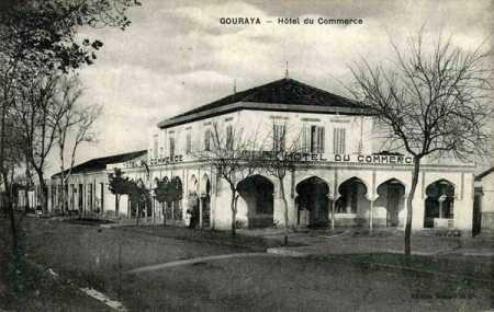 GOURAYA - Hotel du Commerce
