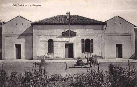 GOURAYA - La Douane