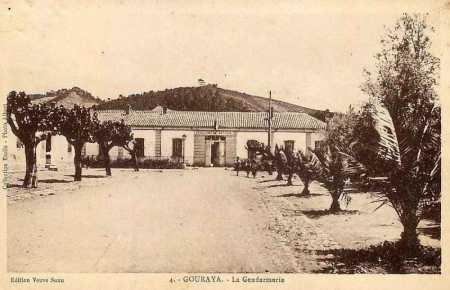 GOURAYA - La Gendarmerie