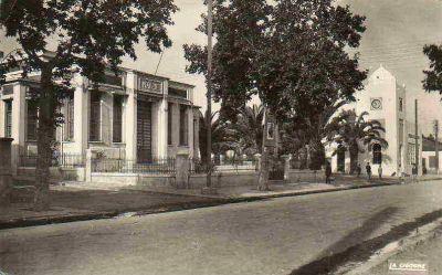 GOURAYA - La Mairie