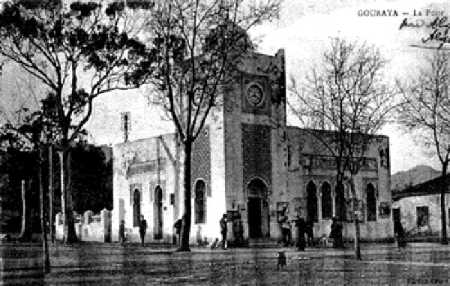 GOURAYA - La Poste