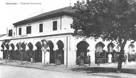 GOURAYA - L'Hotel du Commerce