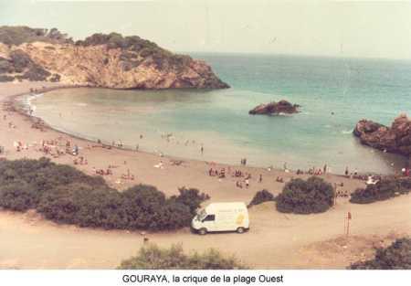 GOURAYA - La Plage