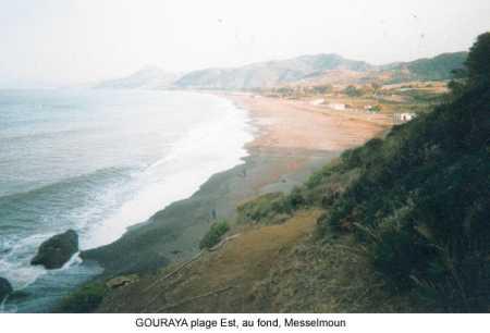 GOURAYA -La Plage Messelmoun