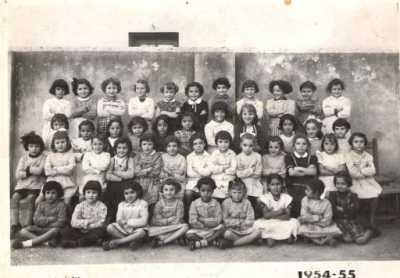 GUE DE CONSTANTINE  Classe de 1954 / 1955