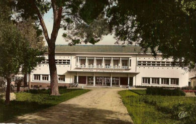 GUELMA - L'Ecole d'Agriculture