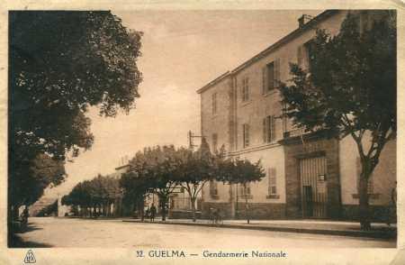 GUELMA - La Gendarmerie