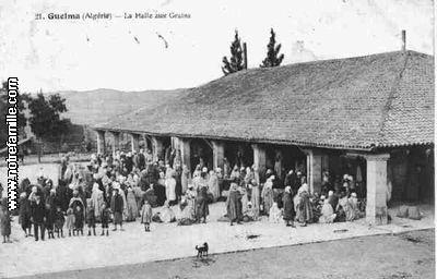 GUELMA - La Halle aux Grains