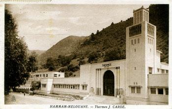 HAMMAM-MELOUANE - Les Thermes