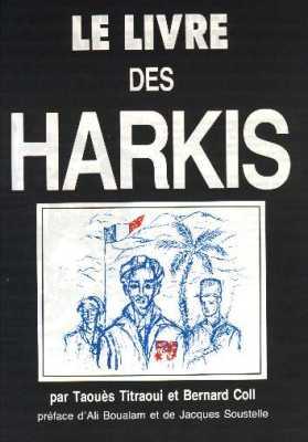 le livre des HARKIS  TAOUES Titraoui