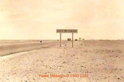 HASSI-MESSAOUD - 1960