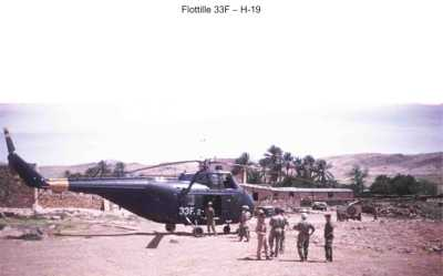 H-19 au SAHARA