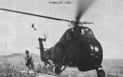 HSS-1 au combat