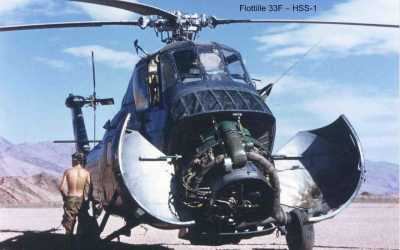 HSS-1 en entretien