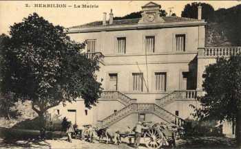 HERBILLON - La Mairie