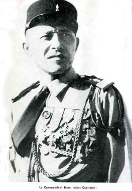 Commandant HORA