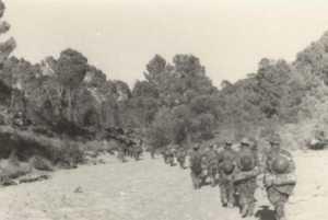 1956 - Secteur de L'ARBA