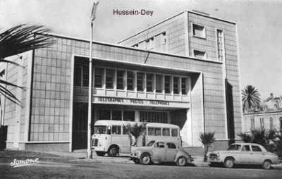 HusseinDey - la poste