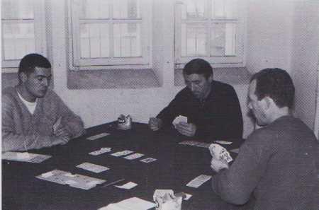 Marcel BOUYER Armand BELVISI Paul STEFANI
