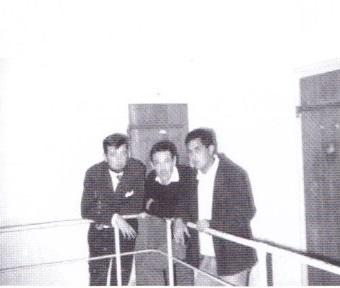 Jacques DULAU Georges ROUDERGUES Ange TARI
