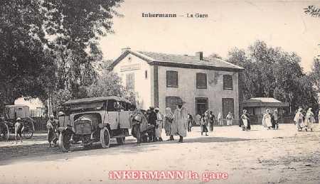 INKERMANN - La Gare