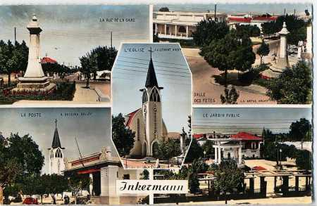Carte postale d'INKERMANN