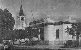 INKERMANN - L'Eglise et la Poste