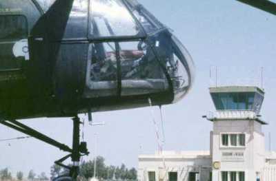 IN SALAH   Un H-21 du GH2