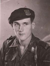 Michel FAOU  Commando JAUBERT