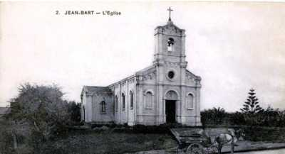 L'Eglise de JEAN-BART