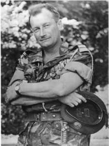 Colonel JEANPIERRE