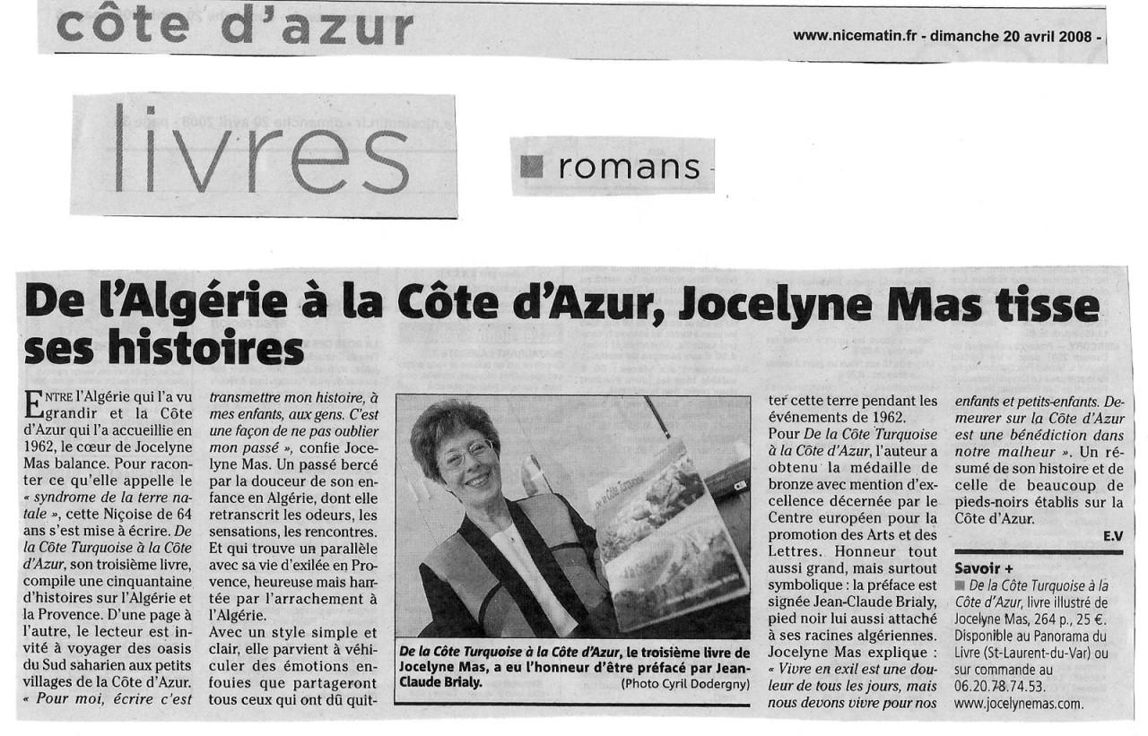 Jocelyne MAS