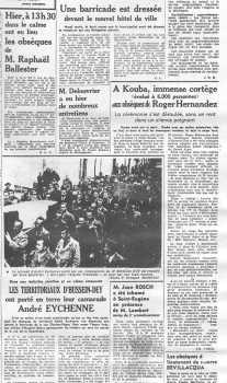 25 Janvier 1960